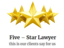 Five star lawyer from Skopje